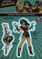 ant-lucia-bombshells-window-sticker-decal-signed-signature-autograph-dc-comics-wonder-woman-1