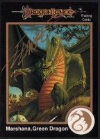 larry-elmore-autograph-dragonlance-tsr-ad&d-fantasy-art-trading-card-signed-green-dragon-1