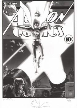 matt-wagner-signed-superman-numbered-art-print-1