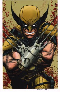 mike-mckone-signed-signature-autograph-comic-art-print-wolverine-marvel-x-men-1