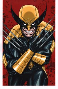 mike-mckone-signed-signature-autograph-comic-art-print-wolverine-x-men-marvel-1
