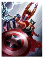 sideshow-exclusive-fine-art-premium-print-le-avengers-captain-america-iron-man-thor-1