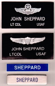 john-sheppard-name-tags-nametag-stargate-star-gate-sg-1-sg1-screen-used-movie-prop-tv-television-1
