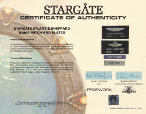 john-sheppard-name-tags-nametag-stargate-star-gate-sg-1-sg1-screen-used-movie-prop-tv-television-2