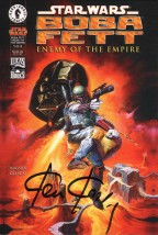 ken-kelley-star-wars-boba-fett-darth-vader-enemy-of-the-empire-dark-horse-post-card-postcard-art-signed-signature-autograph-1
