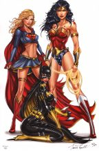 jamie-tyndall-signed-signature-autograph-exclusive-le-art-print-wonder-woman-supergirl-batgirl-virgin-variant-1
