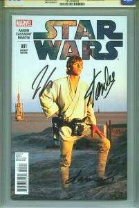 star-wars-movie-photo-luke-skywalker-variant-cover-first-issue-1-cgc-ss-signed-signature-series-autograph-stan-lee- jason-aaron-laura-martin-cover-2