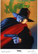 Douglas-Klauba-the-shadow-knows-pulp-comic-art-print-signed-signature-autograph-1