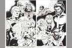star-trek-legion-of-super-heroes-dc-idw-original-art-splash-page-vandal-savage-flash-cw-flint-requiem-for-methuselah-tos-3