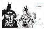 matthew-clark-signed-batman-batgirl-original-art-1