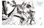 matthew-clark-signed-batman-batgirl-original-art-2