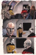 star-trek-jk-woodward-doctor-who-crossover-original-painting-art-page-1