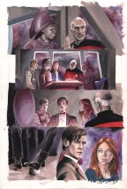 jk-woodward-star-trek-doctor-who-original-art-painting-2