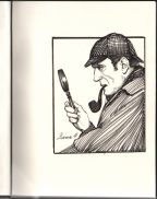 sherlock-holmes-big-book-of-stories-original-art-remarque-sketch-thomas-gianni-1