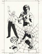 amazing-fantastic-incredible-stan-lee-original-art-spider-man-spiderman-incredible-hulk-lou-ferrigno-1
