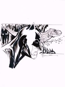 phil-jimenez-original-batman-art-sketch-1