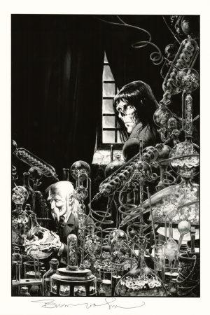 bernie-wrightson-signed-signature-autograph-art-print-frankenstein-monster-1
