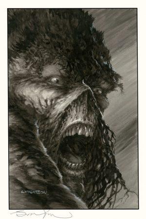 bernie-wrightson-signed-signature-autograph-art-print-swamp-thing-1