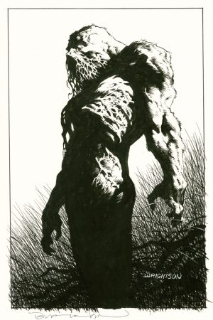 bernie-wrightson-signed-signature-autograph-art-print-swamp-thing-2