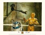 dave-dorman-signed-signature-autograph-art-print-star-wars-c-3po-r2-d2-1
