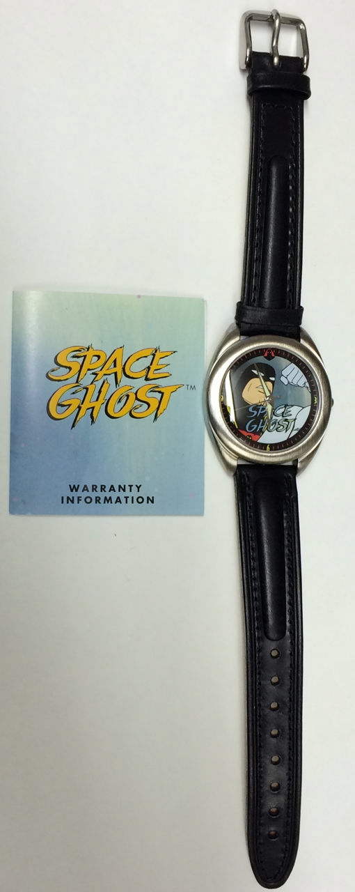 1996 Limited Edition Fossil Watch Space Ghost
