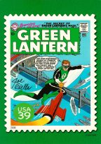 green-lantern-4-usps-signed-joe-giella-post-card-stamp-gil-kane-art-signed-signature-autograph-1