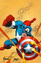 mike-michael-zeck-signed-signature-autograph-art-print-marvel-comics-captain-america-avengers-1