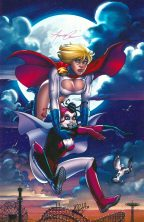 amanda-conner-jimmy-palmiotti-signed-signature-autograph-harley-quinn-art-print-power-girl-1
