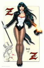 billy-tucci-signed-signature-autograph-remarque-art-print-original-sketch-zatanna-1