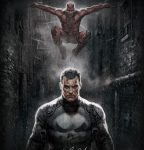 both-marvel-knights-sideshow-exclusive-art-print-daredevil-punisher-1