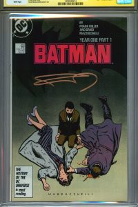 cgc-ss-signed-signature-autograph-batman-404-year-one-begins-1st-appearance-modern-catwoman-2