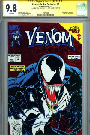 cgc-ss-signed-signature-autograph-stan-lee-mark-bagley-venom-1-first-issue-spiderman-spider-man-1
