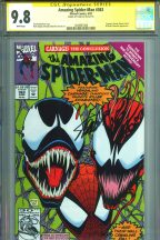 cgc-ss-signed-signature-series-autograph-stan-lee-amazing-spider-man-spiderman-third-appearance-carnage-venom-mark-bagley-art-363-1