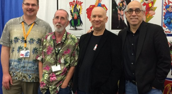 Keith Giffen Kevin Maguire and J.M. DeMatteis