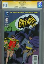 cgc-ss-signed-signature-autograph-batman-'66-adam-west-burt-ward-julie-newmar-1