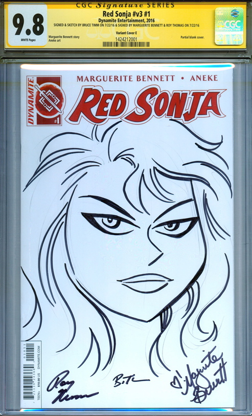 red-sonja-cgc-original-art-sketch-bruce-timm-roy-thomas-margureite-bennett-1