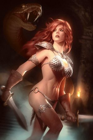 sideshow-exclusive-red-sonja-art-print-le-singed-signature-autograph-1