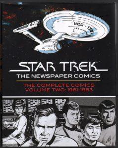 uss-enterprise-original-art-sketch-star-trek-newspaper-comics-volume-two-dick-kulpa-original-art-sketch-signed-1