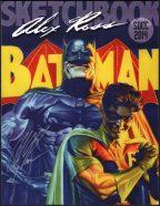 alex-ross-2014-sdcc-exclusive-comic-art-sketch-book-signed-signature-autograph-batman-robin-spiderman-avengers-the-shadow-1