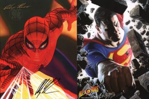 alex-ross-2016-sdcc-exclusive-comic-art-sketch-book-spider-man-spiderman-superman-batman-2