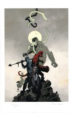 bprd-hellboy-mike-mignola-dave-stewart-signed-le-art-print-first-signed-1