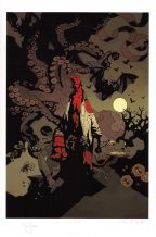 hellboy-mike-mignola-dave-stewart-signed-le-art-print-first-signed-1