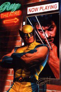 greg-horn-signed-comic-art-print-signature-autograph-poster-hugh-jackman-wolverine-1