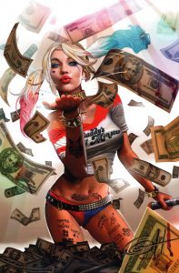 greg-horn-signed-comic-art-print-signature-autograph-poster-suicide-squad-harley-quinn-1