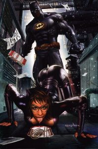 greg-horn-signed-comic-art-print-signature-autograph-poster-ultimate-catwoman-trap-batman-1