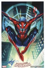j-scott-campbell-signed-signature-autograph-art-print-the-amazing-spider-man-spiderman-1