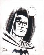 Joe Giella Original Batman Art Sketch Comic Art