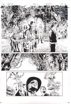 Indiana Jones Kingdom of the Crystal Skull Original Art Comic Art