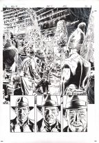 Indiana Jones Kingdom of the Crystal Skull Original Art Page Comic Art