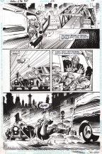 Barry Kitson Original Art ~ Shadow of the Bat #37 Comic Art